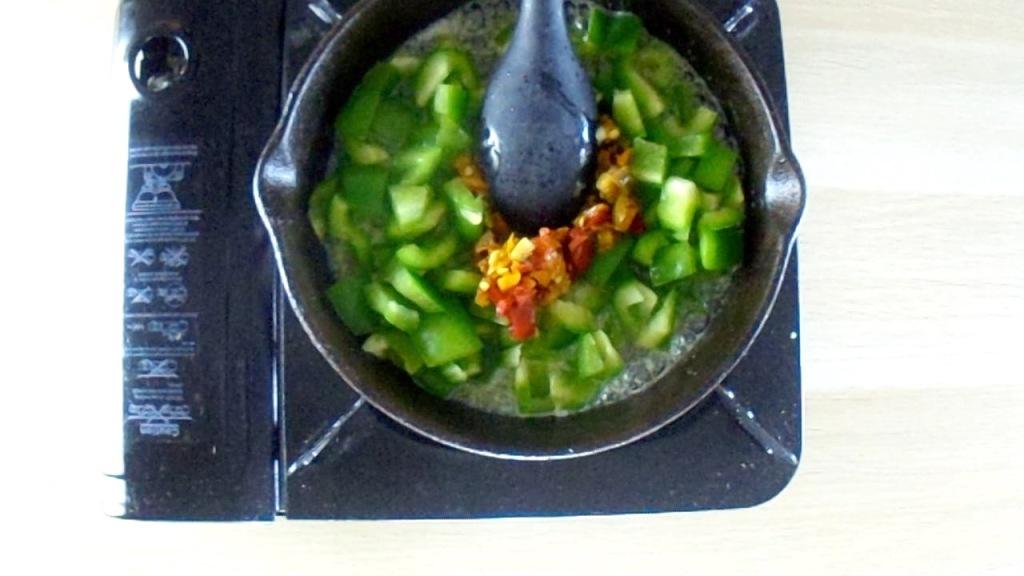 Add the chilli.